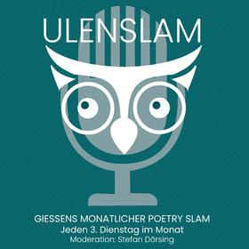 Bild: Ulenslam #6 I Moderation: Stefan Dörsing