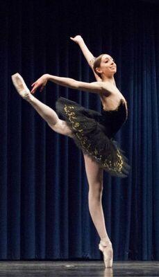 Bild: 6. Internationales Ballett-Festival