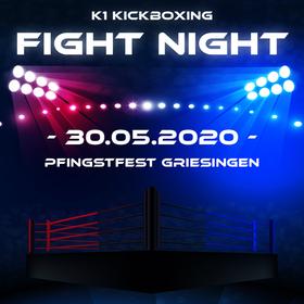 Bild: Fightnight Pfingstfest Griesingen - K1 Kickboxen