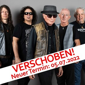 Bild: UFO - Last Orders 51th Anniversary Tour