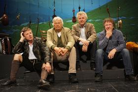 Bild: 17. Einhaldenfestival 2021 - Gerhard Polt & Well-Brüder aus`m Biermoos
