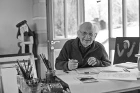 Bild: Bruno Epple liest Prosa, Lyrik und Mundartliches
