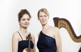 Bild: Duo Arcopeggio - Violine & Harfe - Ein Hörgenuss der besonderen Art!