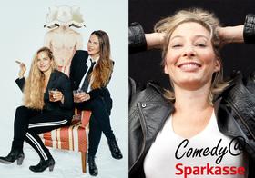 Bild: Comedy-Club mit SUCHTPOTENZIAL & Christiane M. alias