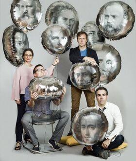 Bild: Kuss Quartett, Johannes Fischer