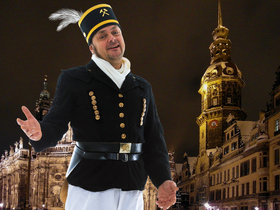 Bild: Dresden: Weihnachtsrundgang - Barokkokko