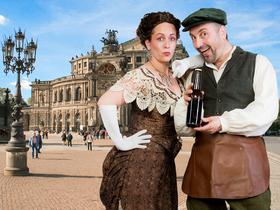 Stadtführung / Stadtrundfahrt - Dresden: Bierrundgang