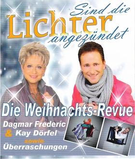 Bild: Weihnachts-Revue mit Dagmar Frederic & Kay Dörfel -