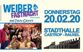 Bild: Weiberfastnacht 2020 - Mit Se7en Cent und DJ
