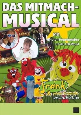 Bild: Frank und seine Freunde - Das Mitmach-Musical