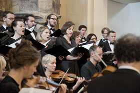 Bild: Dieterich Buxtehude: Jesu Membra nostri / John Tavener: Svyati