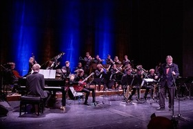 "Bild: Landesjugendjazzorchester Brandenburg - ""A Focus on Dizzy Gillespie"""