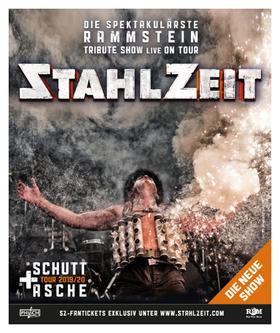 Stahlzeit - Schutt und Asche Tour 2021