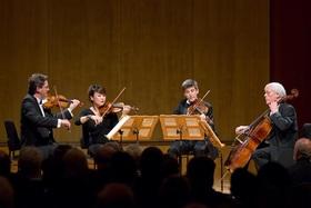Bild: Gewandhaus-Quartett