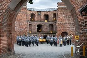 Bild: Wohltätigkeitskonzert des Heeresmusikkorps NB - 26. Benefizkonzert in Oranienburg