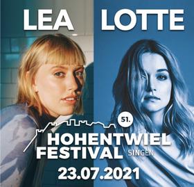Hohentwiel Festival - LEA & LOTTE Live - zwei Konzerte, ein Abend