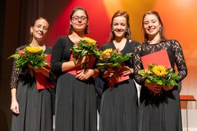 Bild: Kuhlau-Preisträger im Konzert