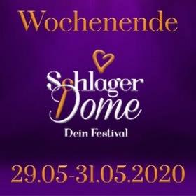 SchlagerDome 2020 - Wochenend-Ticket