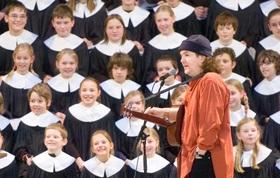 Bild: Gerhard Schöne, Ralf Benschu & Jens Goldhardt - Summen, Singen, Schreien - Lieder nach Psalmen