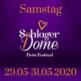 Bild: SchlagerDome 2020 - Tagesticket Samstag