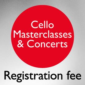 Bild: Cello Masterclasses Registration Fee