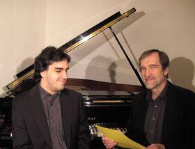 Bild: Holdenstedter Schlosswoche - Literarisches Klavierkonzert