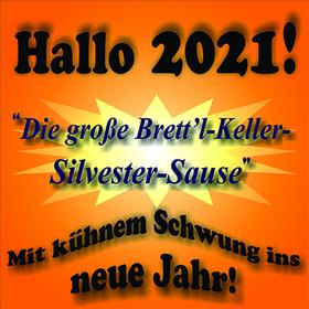 """""""Hallo 2021!"""" - - mit kühnem Schwung ins Neue Jahr! -"""