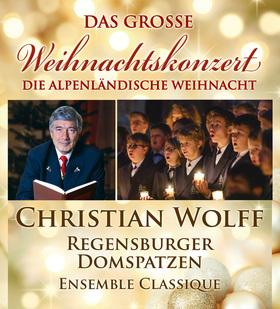 Bild: Das große Weihnachtskonzert - Die Alpenländische Weihnacht