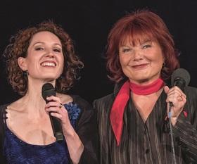 Bild: Joana und Susanne Back - Plaisir d´Amour - aber nicht nur