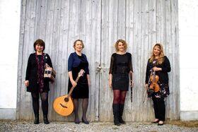 Bild: First Ladies of Irish Folk