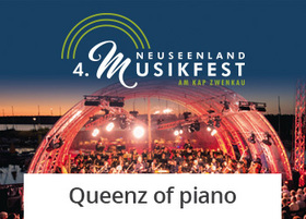 Bild: Queenz of piano - Classical music that rocks!