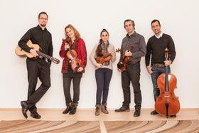 Bild: Tango Ensemble Contrabajando