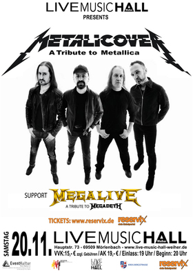 Bild: METALiCOVER - - A Tribute To Metallica