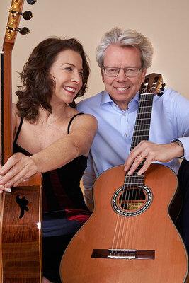 Bild: Juan Carlos Arancibia Navarro & Amadeus Guitar Duo
