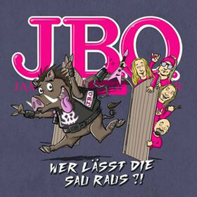 Bild: Zucker Wag & Häusel Festival - J.B.O. SAU-Sommer 2022