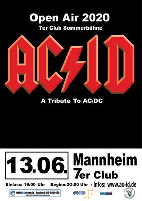 Bild: AC/ID - AC/DC Tribute Open Air