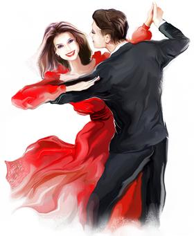 Bild: Tanznacht - mit der ADTV Tanzschule Jörgens