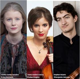 Bild: Internationales Violinfestival junger Meister 2020 | Orchesterkonzert