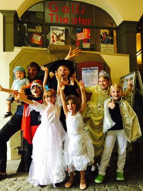 Bild: Kindertheaterkurs@home - Onlineworkshop - Wir freuen uns auf Euch!