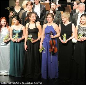 Bild: Internationales Violinfestival junger Meister 2020   Violinrecital