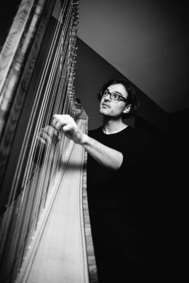 Bild: Jazz mal anders - Die Harfe im Jazz feat. Anton Mangold