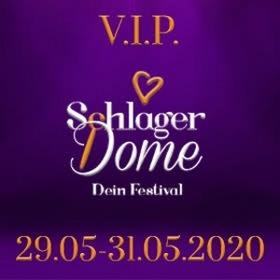 SchlagerDome 2020 - V.I.P.-Tickets