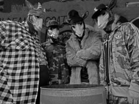 Milking The Goatmachine - Mähdrescher Tour 2020 | support: Corrosive