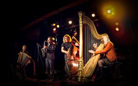 Bild: Quadro Nuevo - Wunder Welt Musik