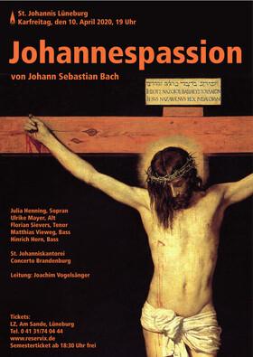 Bild: Johannespassion - von Johann Sebastian Bach