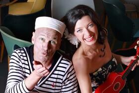 Bonjour Kathrin – Hommage an Caterina Valente & Silvio Francesco