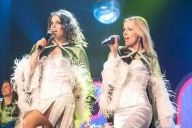 Bild: ABBA CZ Live