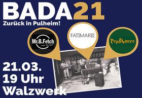 Bild: Bada21 Festival - 3 Bands