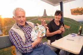 Gondel-Cego-Turnier - in der Feldbergbahn