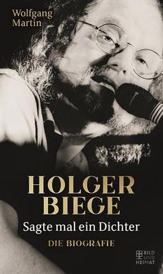 Bild: Holger Biege: Sagte mal ein Dichter